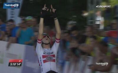 Neilands wygrał 2. etap Tour de Hongrie