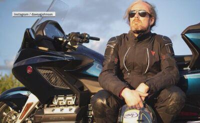 Dziennikarz motoryzacyjny Davey Johnson zaginał