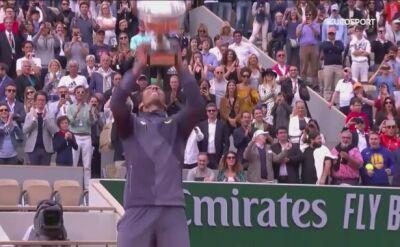 Szalone liczby Rafaela Nadala we French Open
