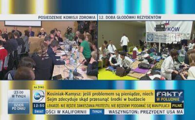 Katarzyna Lubnauer: propozycja powołania zespołu to gra na czas