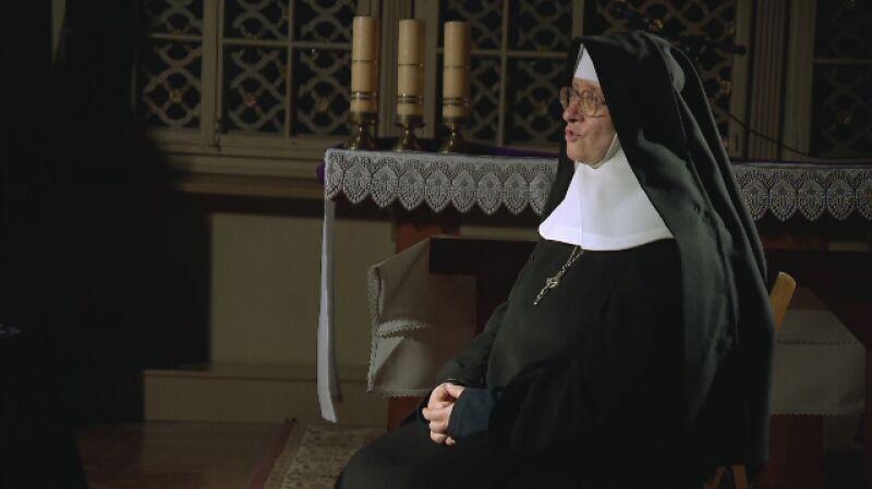 Siostra Stefania opowiada o swojej drodze do klasztoru