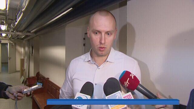 Areszt dla mężczyzny, który zaatakował biuro posłanki PiS