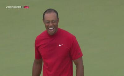 Woods wygrał turniej Masters w Auguście