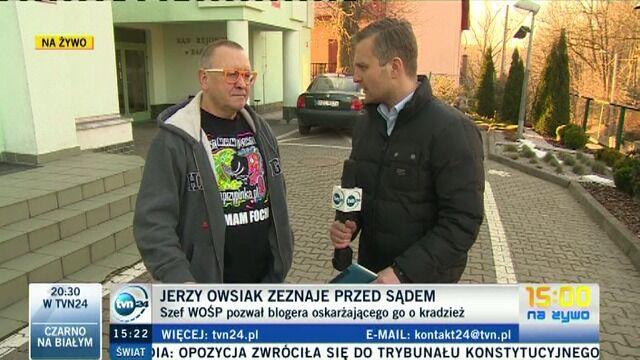 Owsiak vs MatkaKurka