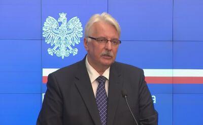 Szef MSZ: myślimy o nowym traktacie europejskim