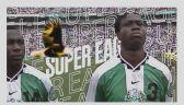 Herosi igrzysk - piłkarska reprezentacja Nigerii