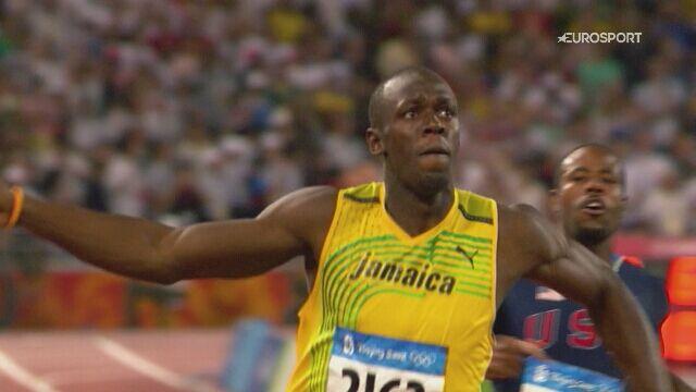 Usain Bolt - sylwetka olimpijczyka