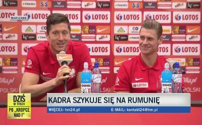 Lewandowski: Każdy popełnia błędy. My też jesteśmy ludźmi