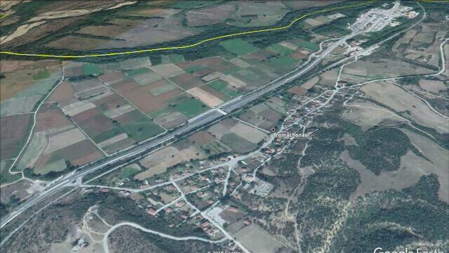 Biznesmen został zatrzymany w greckiej wsi Promachonas - popularnym przejściu granicznym z Bułgarią