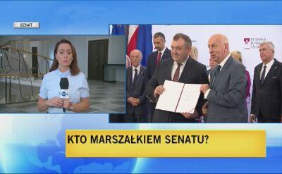 Kto zostanie marszałkiem Senatu? Bogdan Borusewicz komentuje