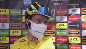 Roglic po wygranym 6. etapie wyścigu Paryż-Nicea