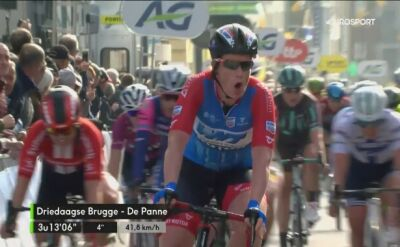 Wild wygrała wyścig Driedaagse Brugge-De Panne
