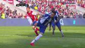 Kontuzja piłkarza FC Porto po wykonaniu rzutu karnego