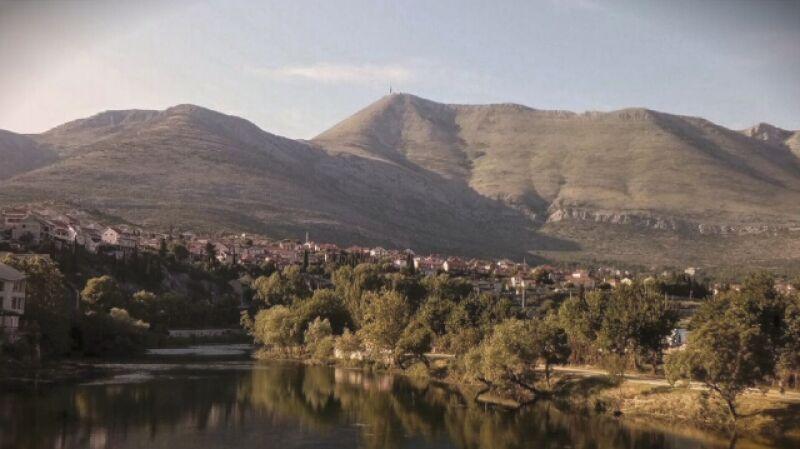 Trebinje w Bośni. Polak i Amerykanka prowadzą tu hostel
