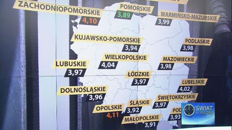 Ceny paliw krążą wokół 4 zł. Benzyna będzie jeszcze tańsza