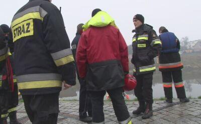 Strażacy poszukują ciała Ewy Tylman
