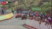 Damiano Caruso wygrał 9. etap Vuelta a Espana