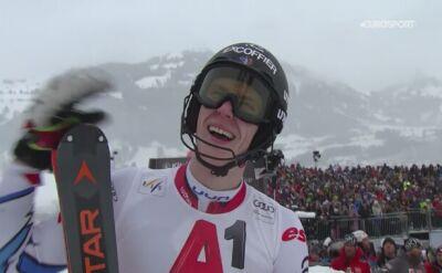 Clement Noel wygrał slalom Kitzbuehel