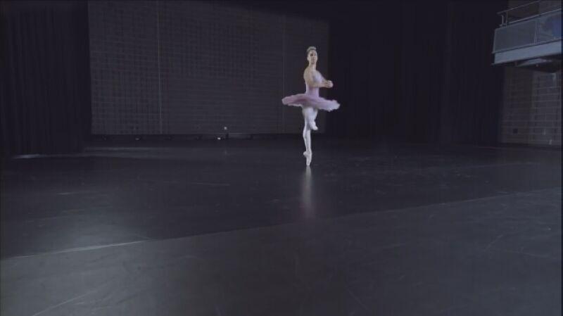 """Zwiastun dokumentu """"A Ballerina's Tale"""""""