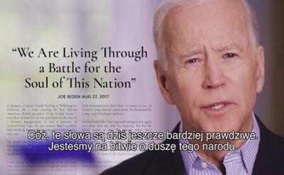 Joe Biden dołącza do wyścigu o prezydenturę w 2020 roku