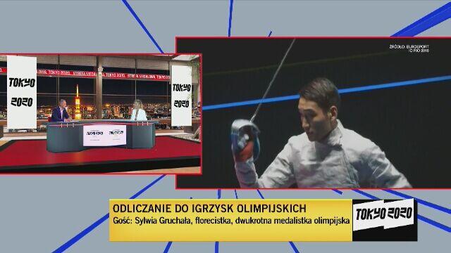 Sylwia Gruchała: Chude lata w szermierce już mijają