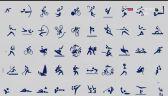 Prezentacja oficjalnych piktogramów igrzysk Tokio 2020