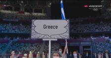 Grecja i uchodźcy otworzyli defiladę podczas otwarcia igrzysk w Tokio