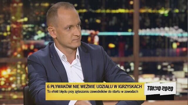 Tokio 2020. Paweł Słomiński: będę musiał się zderzyć z rzeczywistością, która nastąpi