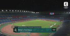 Tokio. Skrót meczu Arabia Saudyjska - Niemcy w piłce nożnej mężczyzn