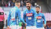 Napoli pokonało Frosinone