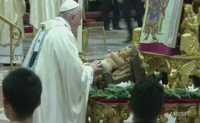 Papież: przemoc zadana kobiecie jest zbezczeszczeniem Boga