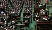 Wrzawa w Sejmie podczas debaty o aborcji