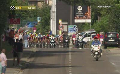 Arnaud Demare wygrał 2. etap Tour de Wallonie