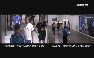 Gdy Federer i Nadal nie mają wejściówki na Australian Open