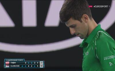 Novak Djoković po raz ósmy mistrzem Australian Open