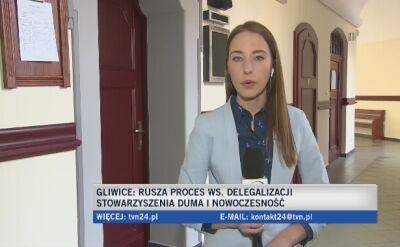 Proces w sprawie delegalizacji Dumy i Nowoczesności