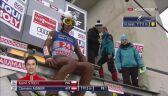 Skok Stocha w pierwszej serii w Innsbrucku