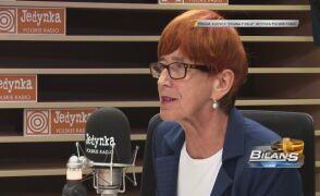 Elżbieta Rafalska o kryterium dochodowym w 500 plus