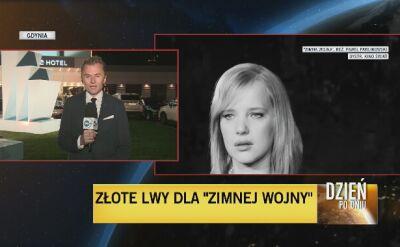 """Złote Lwy dla """"Zimnej wojny"""" Pawlikowskiego"""