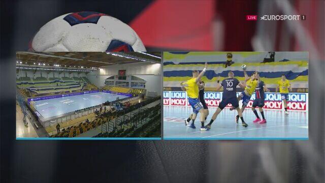 Rozmowa z Angelem Fernandezem po meczu Łomża Vive Kielce - PSG