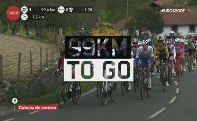 Skrót 7. etapu Vuelta a Espana