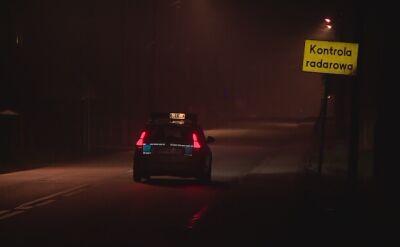 Rybnicka policja o pościgu