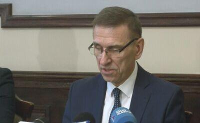 Oświadczenie prezydenta Olsztyna Piotra Grzymowicza