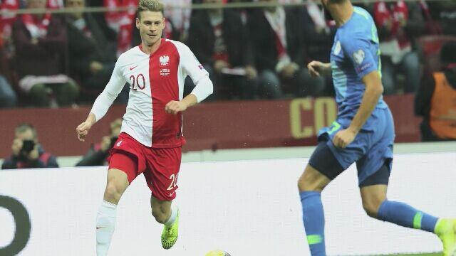 Polska pokonała Słowenię, ale zawodnicy narzekali na murawę