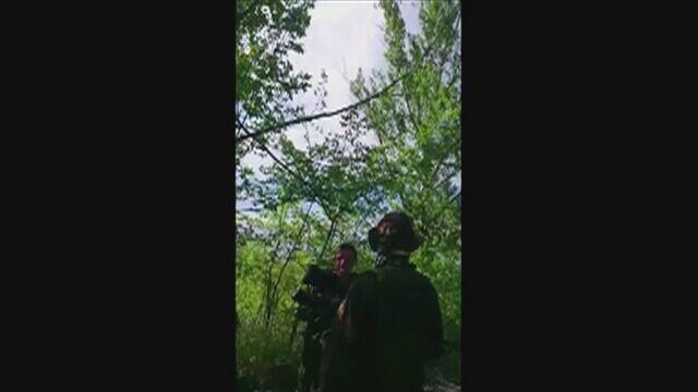 Nagranie z telefonu żołnierza GRU Aleksandra Aleksandrowa