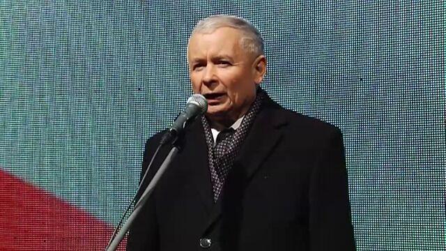"""""""Ten dzień pokazał już z całą pewnością, że polski obóz patriotyczny jest silny"""""""