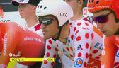 CCC Team na trasie 2. etapu Tour de France