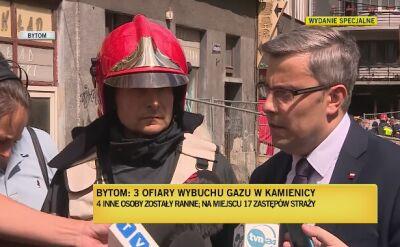 Briefing wojewody śląskiego