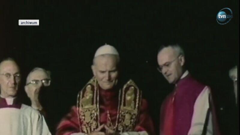 Wybór Karola Wojtyły na papieża