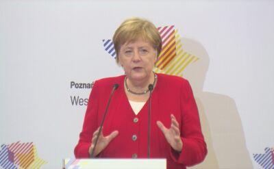 Merkel: integracja z Bałkanami Zachodnimi to strategiczny interes UE